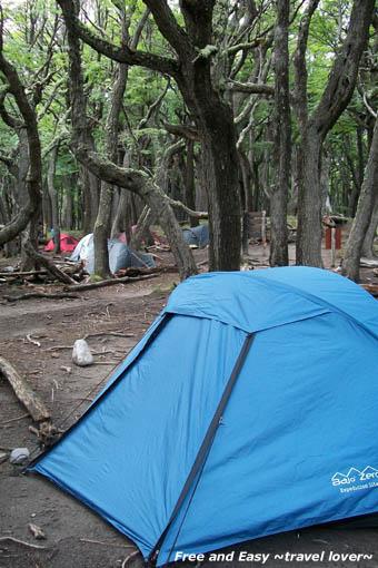山岳テント トレッキング キャンプ