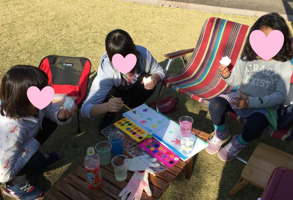 子連れキャンプ 遊び道具