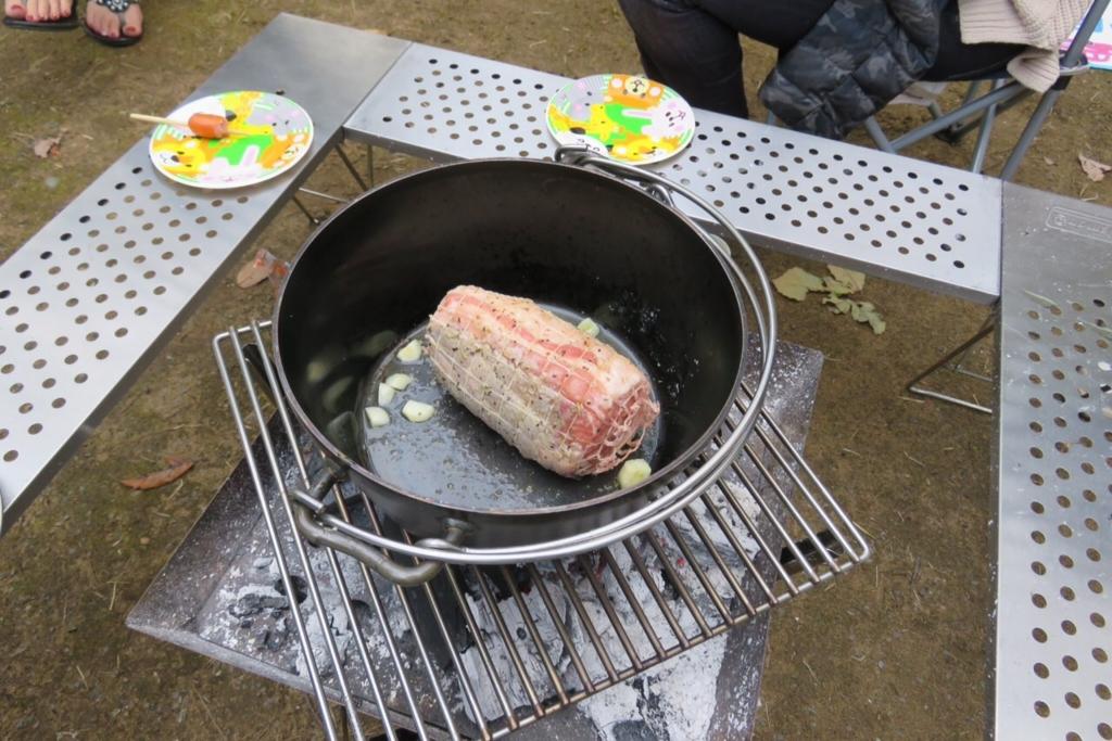 ダッチオーブン ローストポーク コストコのお肉