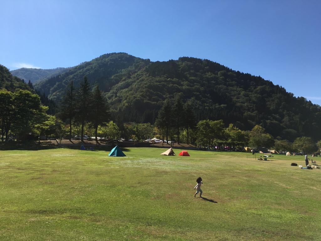 フェスキャンプ ペンタ カペラ