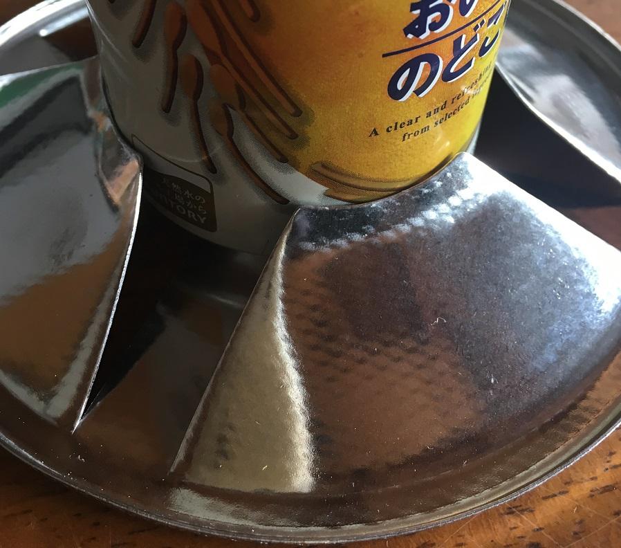 ビア缶チキンホルダー 自作