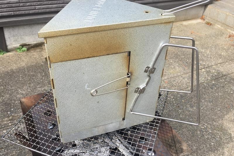 ビア缶チキン 丸鶏 作り方 蓋