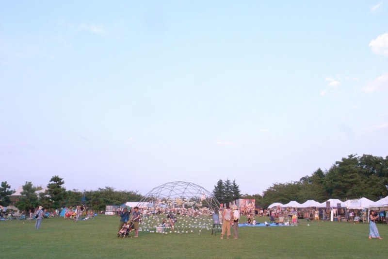 子連れ フェス キャンプ ホットフィールド