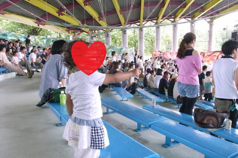 子連れ 音楽フェス