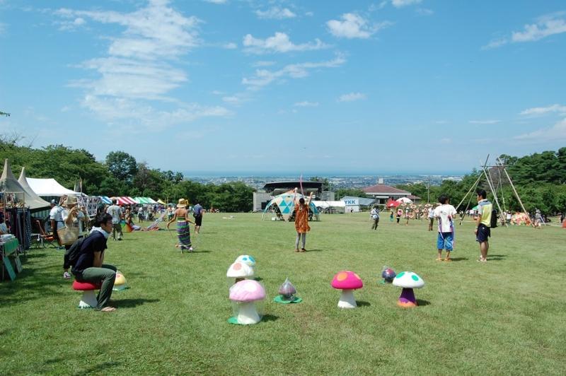 子連れ 夏フェス キャンプ ホットフィールド
