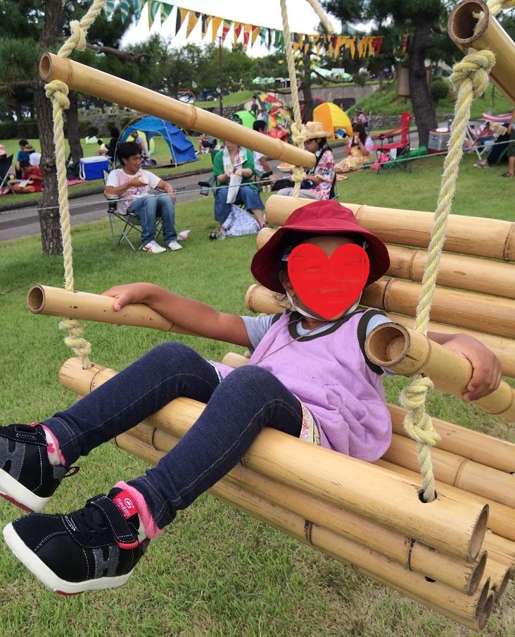 子連れ 夏フェス ホットフィールド 3歳