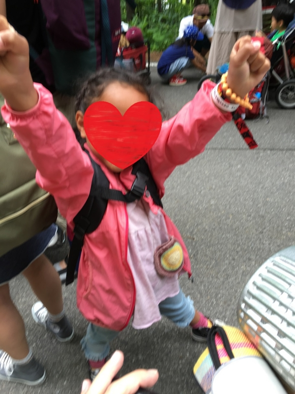 子連れ フェス タイコクラブ 5歳 キャンプ