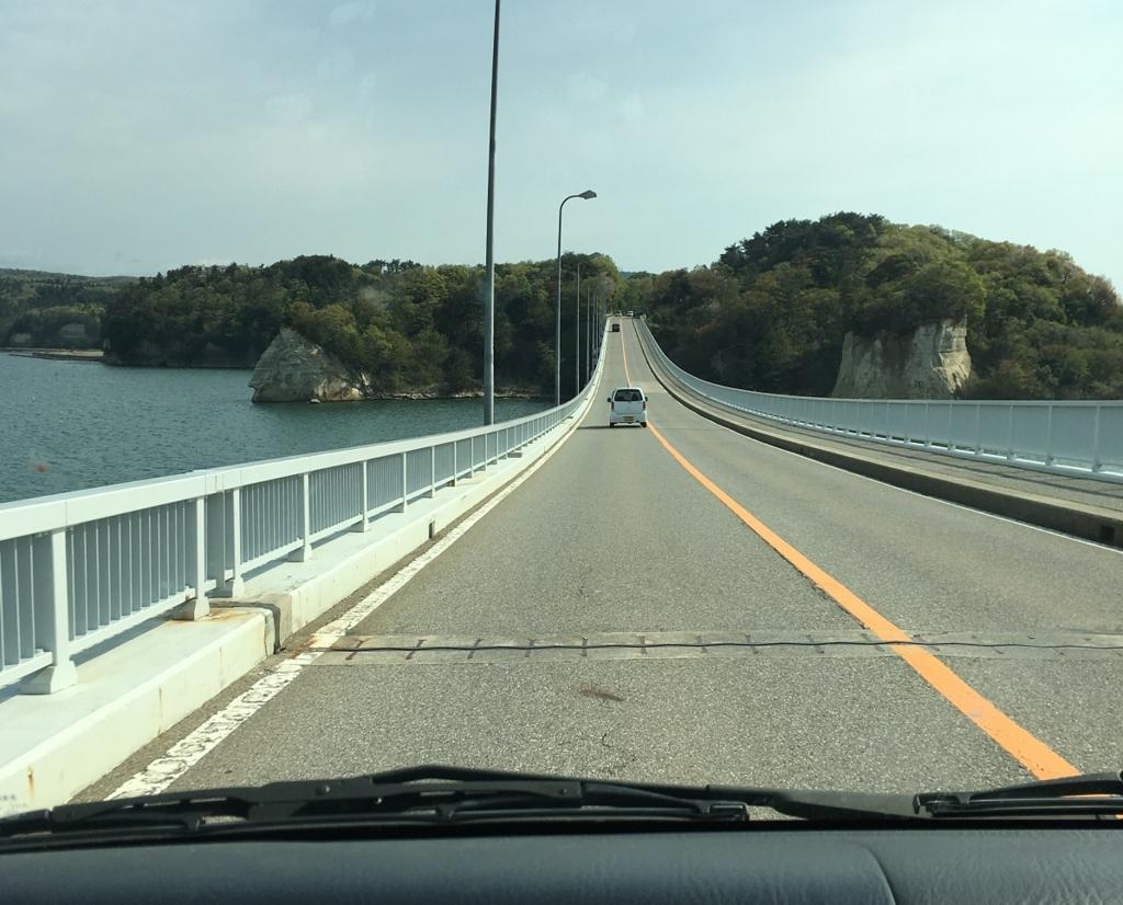 能登島大橋 キャンプ ドライブ