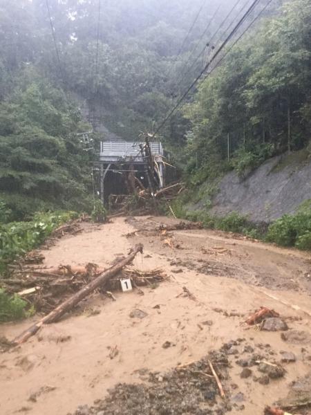 台風19号による首都圏鉄道への被害のまとめ , 日本の鉄路