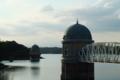 村山貯水池取水塔