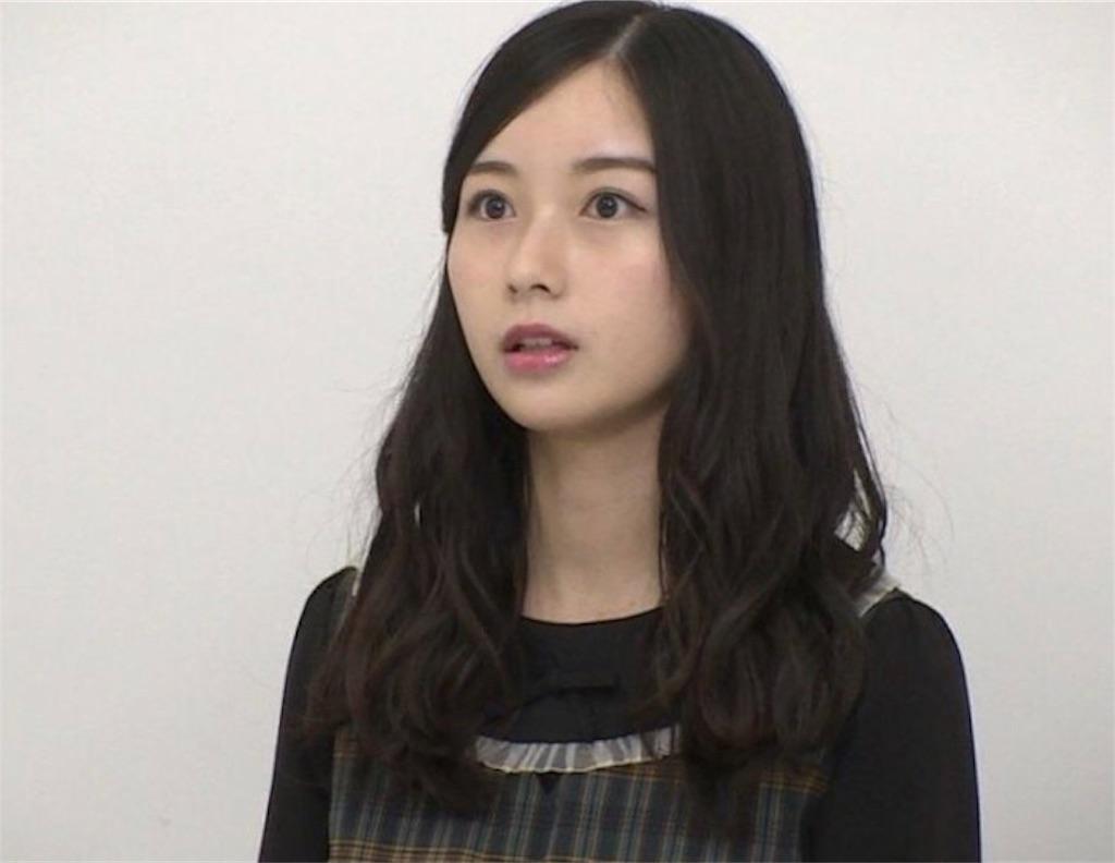 佐々木琴子のか横顔画像