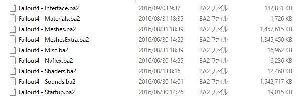 Fallout4Translatorの使い方(1) 基本の基本。 - 日々ぴこぴこ