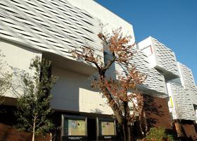 高輪図書館分館