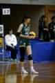 [バレーボール]GSSサンビームズ Vチャレンジリーグ2013/14柏大会