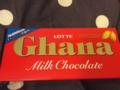 [ロッテ][チョコレート][ガーナ][ミルク][スイーツ][ローソン][お菓子][お試し引換券]