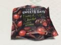 [チョコレート][クランベリー][スイーツ][ローソン][お菓子][お試し引換券] [sweets days][ロッテ]