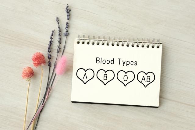 血液型 芸能人