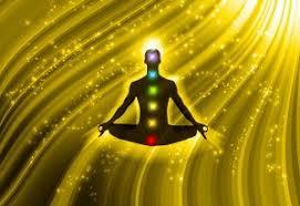 体の7つの場所にエネルギーが出入りする場所であるチャクラ