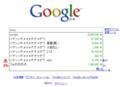Googleで「xooo」て入れたらこんなのが…