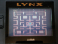 LYNX版「Ms.PAC-MAN」 写真2
