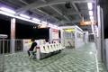 [沖縄]ゆいレール安里駅ホームにて。(2007年10月17日)