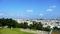 海軍壕公園、丘からの眺め(2007年10月18日)