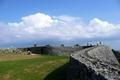 [沖縄]座喜味城跡。無骨だが霊気漂う不思議な空間・・・(2007年10月18日)