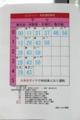 [小田急]2008年〜2009年終夜運転─1(2008年12月24日、祖師ヶ谷大蔵駅にて)