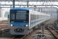 [小田急]2010年製の最新編成4061F(2010年3月3日、経堂駅にて)