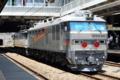 [JR東日本]EF65-1070牽引、EF510-510甲種輸送(2010年7月16日、府中本町駅にて)