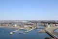 [きまぐれ×フォト]展望台から市内を見下ろす...(2010年3月30日、江ノ島にて)