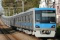 [小田急]営業運転開始4日後の4059F(2009年11月23日、善行駅にて)