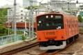 [JR東日本]追憶:201系H4編成─1(2009年5月3日、信濃町駅にて)