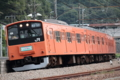 [JR東日本]中央線201系、ついに見納め…(2010年10月17日、上野原駅付近にて)