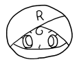 ロールパンナのイラスト
