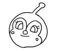 ドキンちゃんのイラスト