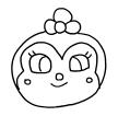 コキンちゃんのイラスト
