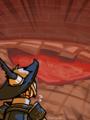 [ダクソⅡ]鉄の古王エリアのあの穴