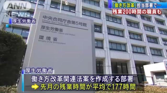 画像:テレビ朝日が報じたニュース