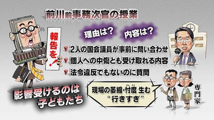 画像:NHK 時論公論
