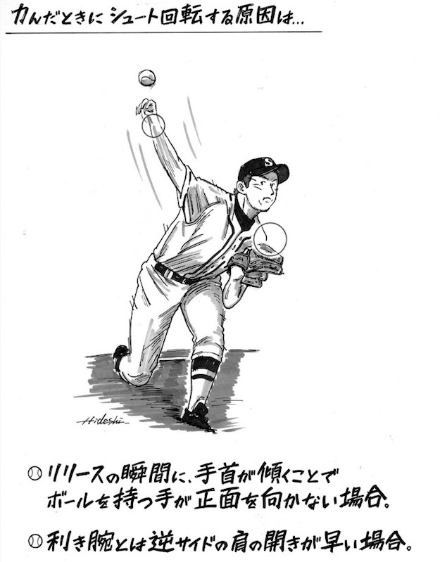 画像:横山英史氏のイラスト