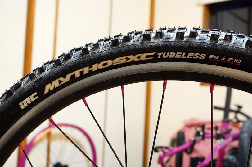 IRC MYTHOS XC Tubeless