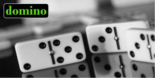 melibatkan mengawasi domino permasalahan kemenangan pemimpin