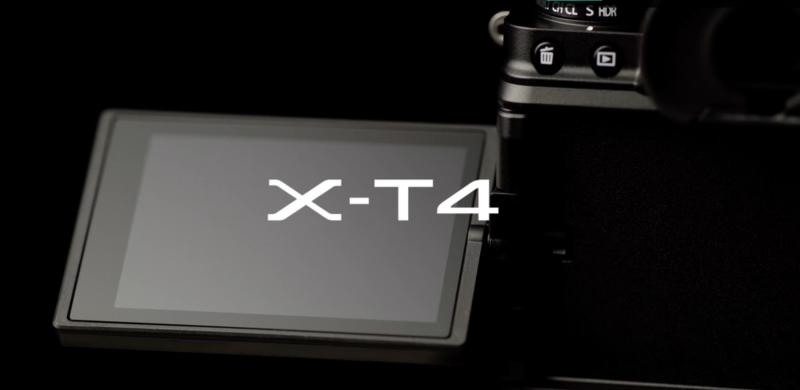 X-T4 レビュー X-T3 X-H1 比較 発売 バリアングル 液晶