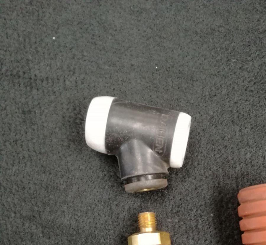 ティグ溶接部品トーチヘッド
