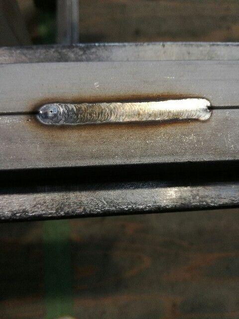TIG溶接ステンレス鋼ローリング