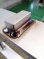 TIG溶接ステンレス鋼綺麗な溶接ビード