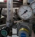 Tig溶接 ガス流量計
