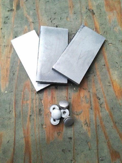 TIG溶接ステンレス鋼練習用鋼材