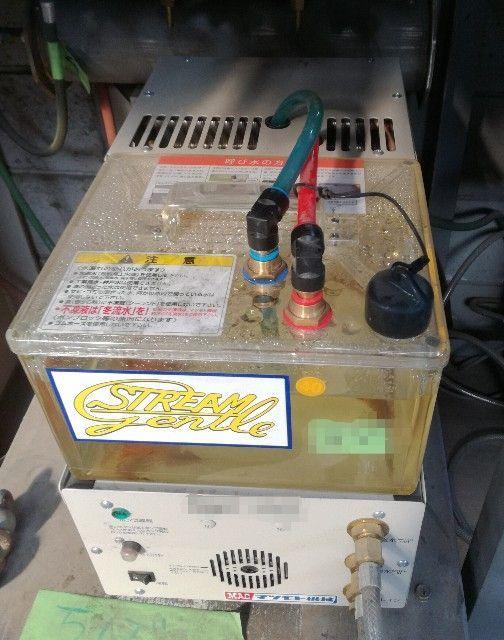 TIG溶接機循環器